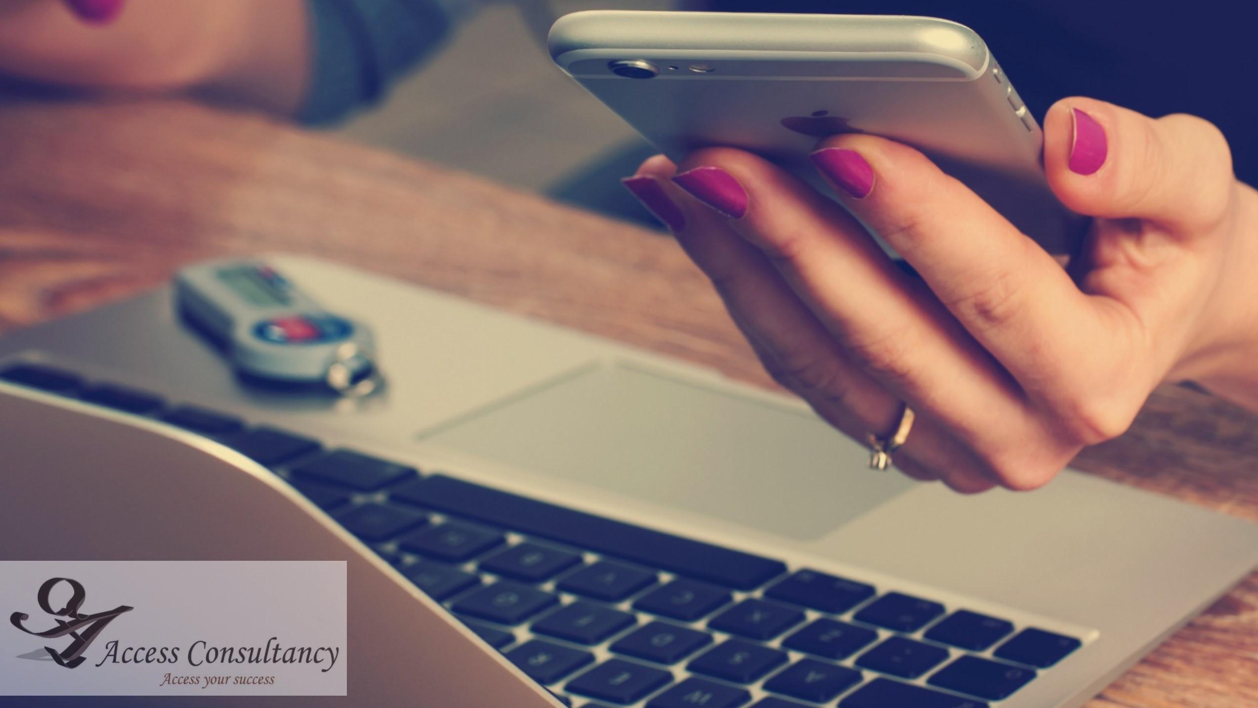 Access Consultancy's new service : On-demand Recruitment service